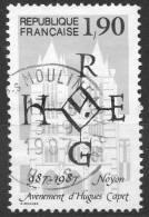 FRANCE  N°2478__OBL VOIR SCAN - Frankreich