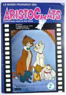 RARE ALBUM pas PANINI AGEDUCATIF 1971 LES ARISTOCHATS sans poster