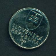 SLOVAKIA  -  1993  2Sk  Circulated As Scan - Slovakia