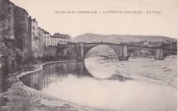 CPA 43  LAVOUTE-CHILHAC ,le Pont. - France