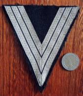 Ancien Galon De Sergent-Chef Ou Maréchal Des Logis-Chef - Uniforms