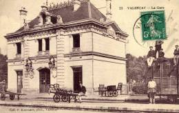 VALENCAY(INDRE) GARE - Francia