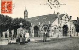 VALENCAY(INDRE) HALLE AUX BLES - Francia