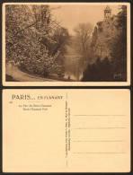 France PARIS Le Parc Des Buttes-Chaumont          #7007 - Enseignement, Ecoles Et Universités
