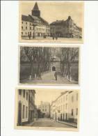 JULICH : Lot 5 Cpa Année 1921- 1  Carte A Circulé - Dueren