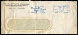 "ETAT-UNIS - 1er Mai 1947 - EMA De La ""Columbia Recording Corporation"" à Bridgeport, Connecticut - Postal History"