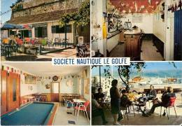 AJACCIO 20/2A - Société Nautique LE GOLFE - Le Club House De La Citadelle - U-2 - Ajaccio