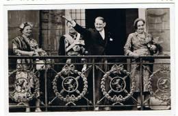 -hollande - Bezoek -van President Coty Aan Amsterdam 21 Juli 1954 - Amsterdam