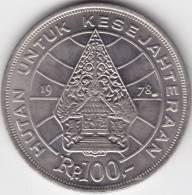 @Y@    Indonesië   100 Rupiah 1978 UNC   (C299) - Indonésie