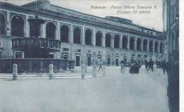 Italy Firenze Piazza Vittorio Emanuele II