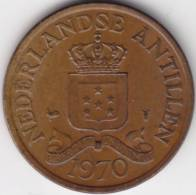 @Y@   Nederlandse Antillen  2 1/2 Cent  1970   (C313) - Netherland Antilles