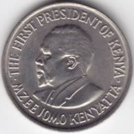 @Y@   Kenia  50 Cents 1977   UNC  (C315) - Kenya