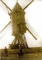 WIEKEVORST (Antw.) - Molen/moulin/mill - Houten Windmolen Op Het Goor. Gelimiteerde Oplage: 300 Stuks. Zeldzame Foto!