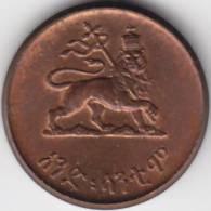 @Y@   Ethiopië 1 Cent 1936    (C323) - Ethiopie