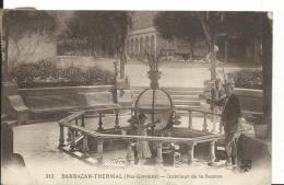 31 - HAUTE GARONNE -  BARBAZAN -Interieur De La Source - Barbazan