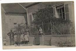 23088  -    Une  Rue à  Longueville - France