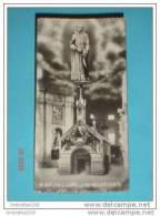 Mignon - S.FRANCESCO Santuario ASSISI S.Maria Degli Angeli In PORZIUNCOLA-santino Monocromo - Santini