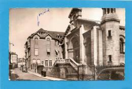 D75-HOPITAL DE LA CROIX SIMON 18 RUE DE LA CROIX SAINT SIMON PARIS(XXe)-incription Au Stylo Petits Plis Dans Les Coins - Arrondissement: 20