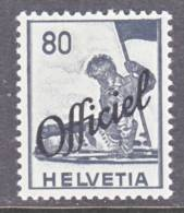 Switzerland  O 31  * - Officials