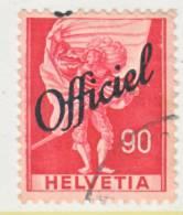 Switzerland  O 32  (o) - Officials