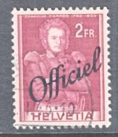 Switzerland  O 36  (o) - Officials