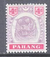 Pahang  14a  *   FAUNA  TIGER - Pahang
