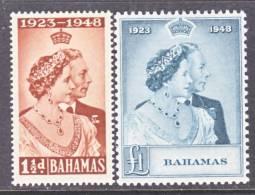 Bahamas  148-9   * - 1859-1963 Crown Colony