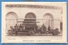 14 - AUNAY Sur ODON --  Le Service D'Incendie - Altri Comuni