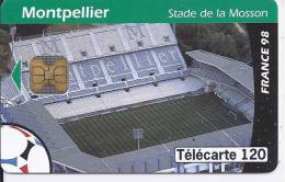 F 877 -  MONTPELLIER Stade De La Mosson - 120 Ut - 06/98 - OB2 - 1998