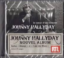 "Johnny Hallyday  ""  Le Coeur D´un Homme  "" - Unclassified"