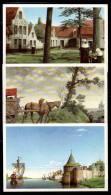 Lot De 5 Cartes Collection Nos Gloires - Historia - Le Peuple Belge Série 20 - N°96 à 100 - Otros