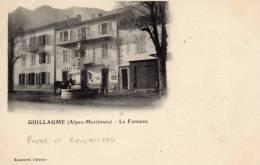 GUILLAUMES =  LA FONTAINE (POSTES ET GENDARMERIE) - France