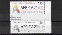 2010 CAMEROUN - CAMEROON - Africa21 - Cameroon (1960-...)