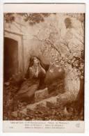 "PHOTOGRAPHS WOMAN SALON DE PARIS G.M. ROCHEGROSSE ""MARY OF MAGDALA"" AN PARIS  Nr. 5191 OLD POSTCARD - Photographs"