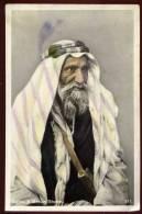 Cpa D' Egypte  Egypt , Sheikh Béduin  Araber Scheikh  Bédouin        GUE5 - Port Said