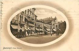 Jan13 25 : Bucuresti  -  Calea Victoriei - Romania