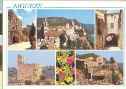 Aiguèze, Multivues - France