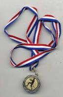 Medaille Tennis - France
