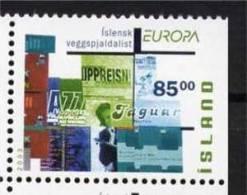 Europa 2003 Provenant De Carnets