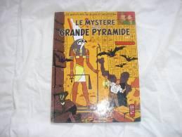 LE MYSTERE DE LA GRANDE PYRAMIDE TOME 1 - Blake Et Mortimer