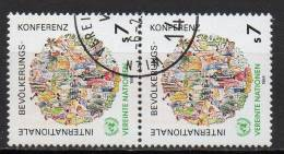 Nations Unies (Vienne) - 1984 - Yvert N° 38 - Centre International De Vienne