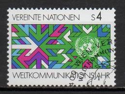 Nations Unies (Vienne) - 1983 - Yvert N° 29 - Centre International De Vienne