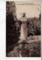 AURILLAC -CANTAL - Statue Du Poête Arsène Vermenouze - Aurillac