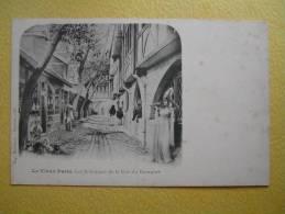 La Rue Basse Du Rempart. - Arrondissement: 09