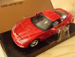 Motormax 73200, Chevrolet Corvette  C6, 2005, 1:24 - Voitures, Camions, Bus