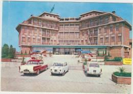 Cpsm     Italie Veneto Treviso  Carlton Hotel Voitures Anciennes - Treviso