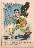 """Image Ludique/ """"Cherchez L´Objet"""" / Laboratoires De L´Urodonal/ Chatelain/ Monsieur Ploc/Paris/ Vers 1930    JE51 - Autres"""