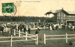 N°28545 -cpa Caen -le Champ De Courses, Pesage- - Caen