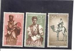 Sahara - Edifil 169/71 (MNH/**). - Sahara Español