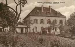 87 BONNAC - COLONIE DE VACANCES - LES HIRONDELLES PARISIENNES - Zonder Classificatie